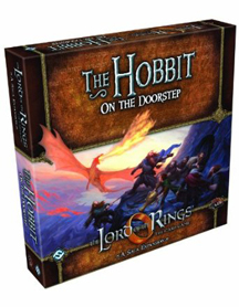 The Lord of The Rings The Card Game: The Hobbit on the Doorstep Saga Expansion