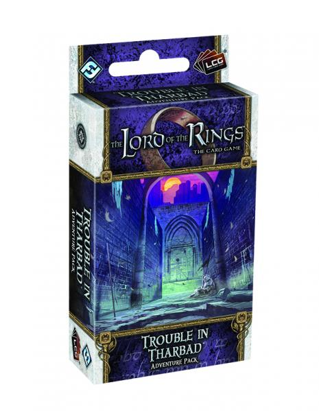 The Lord of the Rings the Card Game: Trouble in Tharbad Adventure Pack