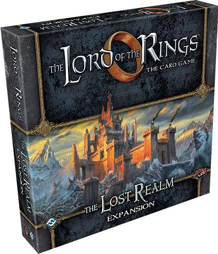 The Lord of the Rings the Card Game: The Lost Realm Deluxe Expansion