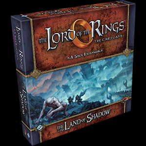 The Lord of the Rings the Card Game: the Land of Shadow a Saga Expansion