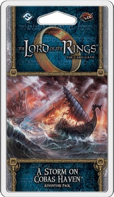 The Lord of the Rings the Card Game: A Storm on Cobas Haven Adventure Pack