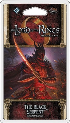 The Lord of the Rings the Card Game: The Black Serpent