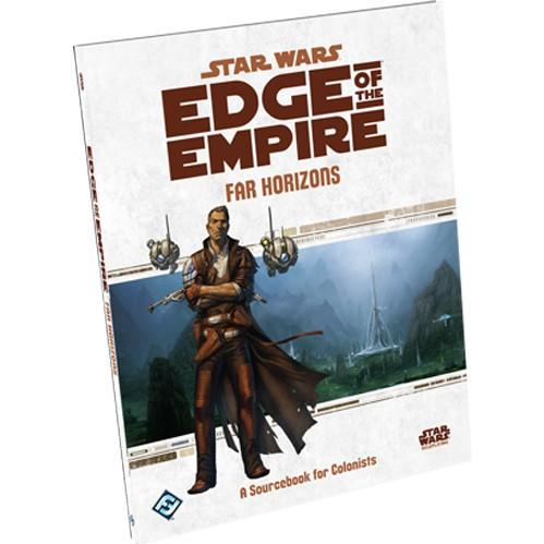 Star Wars: Edge of the Empire: Far Horizons - Used