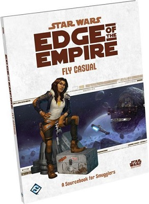 Star Wars: Edge of the Empire: Fly Casual - Used