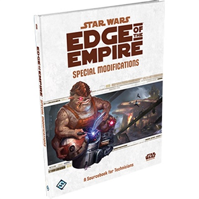 Star Wars: Edge of the Empire: Special Modifications - Used
