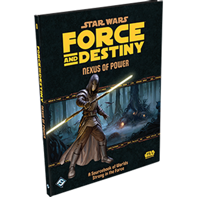 Star Wars: Force and Destiny: Nexus of Power - Used