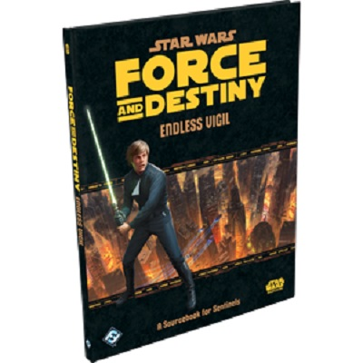 Star Wars: Force and Destiny: Endless Vigil - Used
