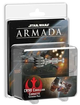 Star Wars: Armada: CR90 Corellian Corvette