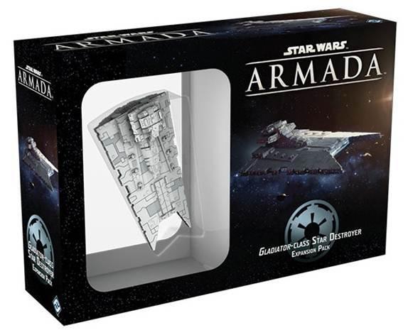 Star Wars: Armada: Gladiator-Class Star Destroyer