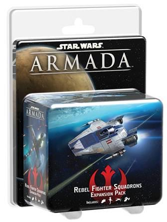 Star Wars: Armada: Rebel Fighter Squadrons Pack