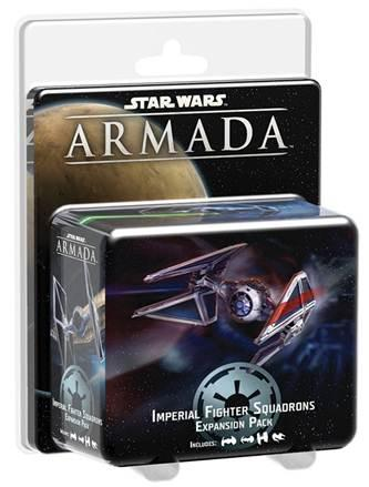Star Wars: Armada: Imperial Fighter Squadrons