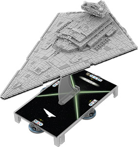 Star Wars: Armada: Imperial Class Star Destroyer Expansion Pack