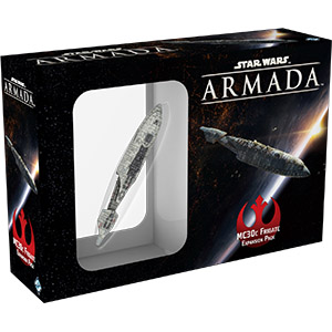 Star Wars: Armada: MC30c Frigate Expansion Pack