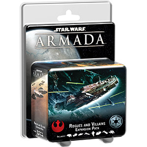 Star Wars: Armada: Rogues and Villains Expansion Pack