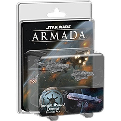 Star Wars: Armada: Imperial Assault Carriers Expansion Pack