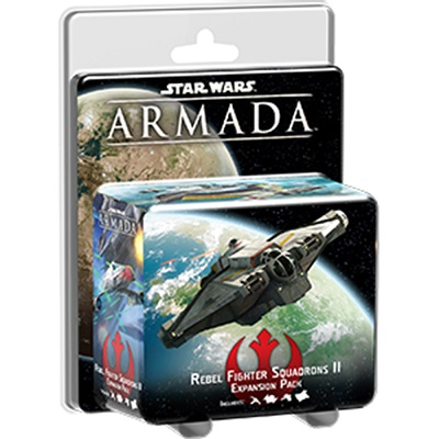 Star Wars: Armada: Rebel Fighter Squadrons II Expansion Pack