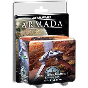 Star Wars: Armada: Imperial Fighter Squadrons II Expansion Pack