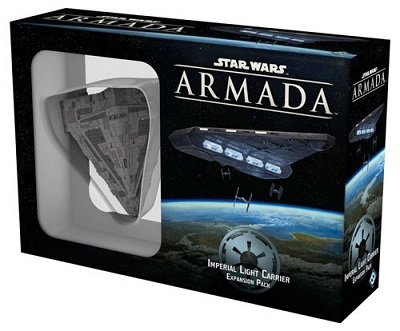 Star Wars: Armada: Imperial Light Carrier Expansion Pack