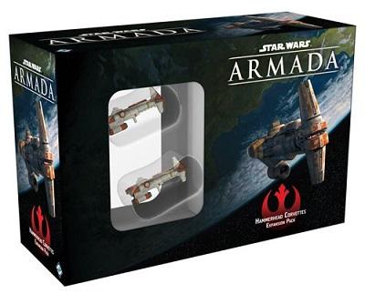 Star Wars: Armada: Hammerhead Corvettes