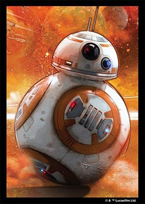 Deck Protector: BB-8 Art Sleeves SWS26