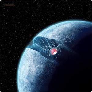 Star Wars: X-Wing: Starkiller Base Play Mat