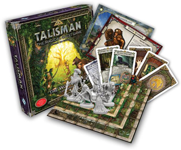 Talisman: the Magical Quest Game: Revised 4th Edition: The Woodland Expansion