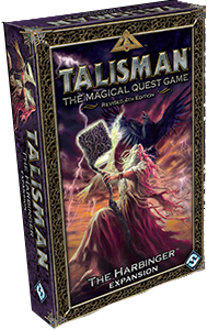 Talisman: the Magical Quest Game: Revised 4th Edition: the Harbinger Expansion