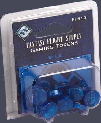 Gaming Token: Blue