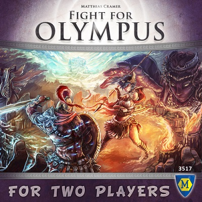 Fight For Olympus Card Game