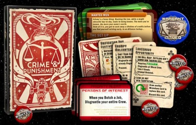 Firefly: Crime and Punishment Expansion