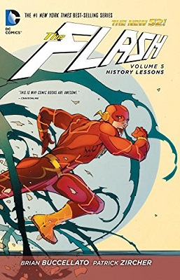 The Flash: Volume 5: History Lessons HC (New 52) - Used