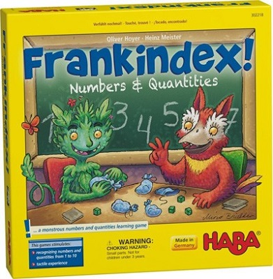Frankindex! Numbers and Quantities