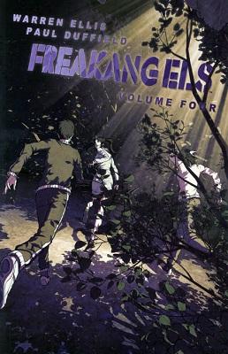 FreakAngels: Volume 4 TP (MR) - used