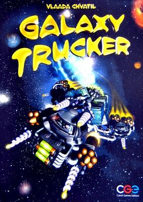 Galaxy Trucker Board Game (Czech Games)