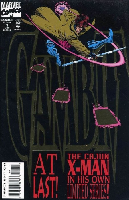 Gambit (1993) Complete Bundle - Used