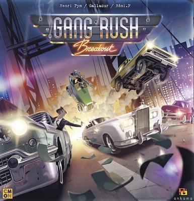 Gang Rush Board Game