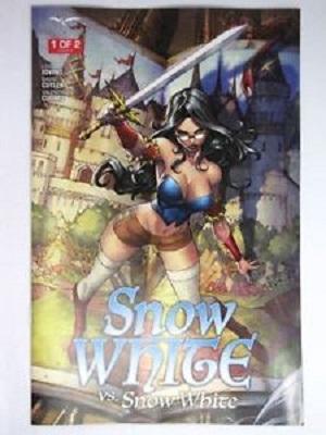 Snow White Vs Snow White (2016) Complete Bundle - Used