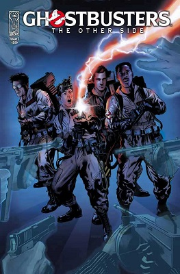 Ghostbusters: The Other Side Complete Bundle (4 Issues) - Used