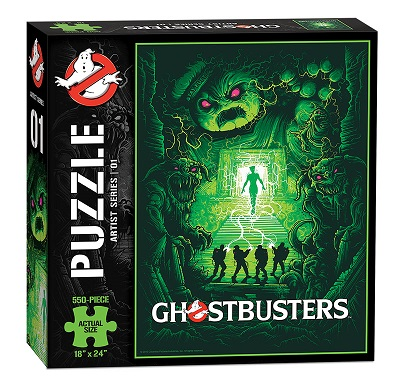 Puzzle: Ghostbusters: Artist Series 01