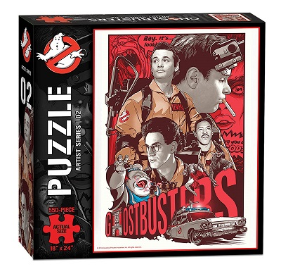 Puzzle: Ghostbusters: Artist Series 02