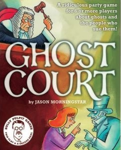 Ghost Court Card Game