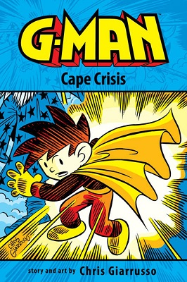 G-Man: Volume 2: Cape Crisis