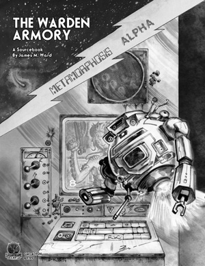 Metamorphosis Alpha: The Warden Armory