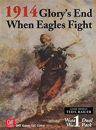 1914 Glory's End When Eagles Fight