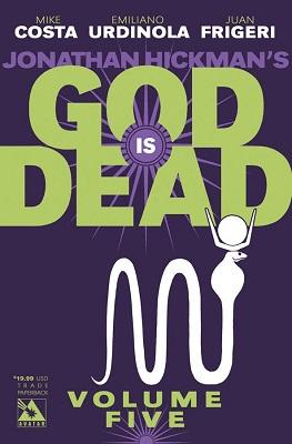God is Dead: Volume 5 TP (MR)