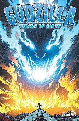 Godzilla Rulers of Earth: Volume 4 TP
