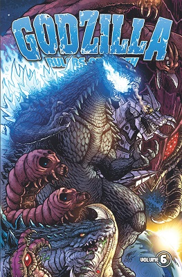 Godzilla Rulers of Earth: Volume 6 TP
