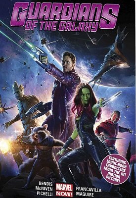 Guardians of the Galaxy: Volume 1 HC