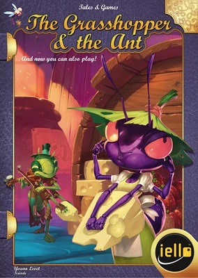 The Grasshopper and the Ant Board Game