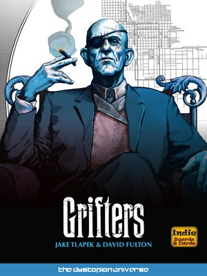 Grifters Card Game